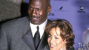 Michael Jordan, Juanita Jordan