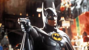 """Michael Keaton In Early Talks To Return as """"Batman"""" In Upcoming 'The Flash' Movie."""