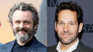 Michael Sheen and Paul Rudd Same Age