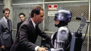 'Robocop' Production Still