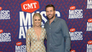 "Mike Fisher Recalls Emotional Moment Wife Carrie Underwood Told Him About Miscarriages: ""Again?"""