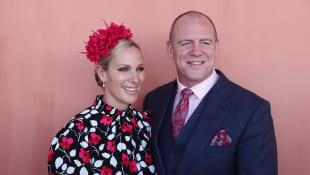 Mike Tindall Announces That Zara Is Pregnant!