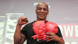 Mike Tyson Confronts Rapper Over Homophobic Comments