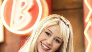 Miley Cyrus en un still promocional de la serie 'Hannah Montana'