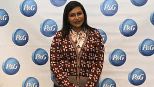 Mindy Kaling Shares Rare Photo Of Daughter Katherine In Sweet Birthday Post