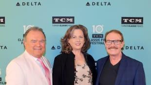 Kevin Burchett, Tracy Nelson and Mitch Vogel