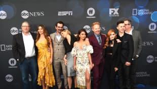 El elenco de 'Modern Family'