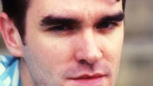 Morrissey in 1984