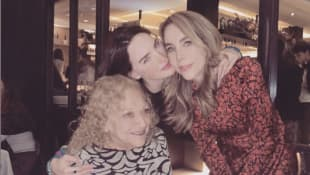 Belinda y familia