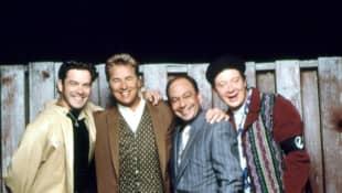 The Cast of 'Nash Bridges'