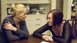 Natasha Richardson and Toni Collette