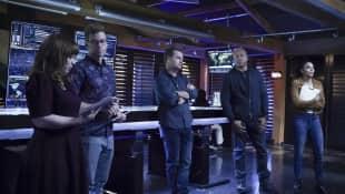'NCIS: L.A.' Cast