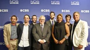 Actores de 'NCIS: Nueva Orleans'