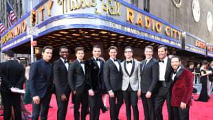 Elenco de 'The Boys in the Band'