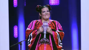 Netta the 2018 Eurovision Song Contest Winner