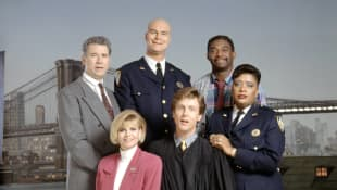 The Cast of 'Night Court'
