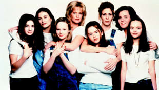Gaby Hoffmann, Demi Moore, Thora Birch, Melanie Griffith, Ashleigh Aston Moore, RIta Wilson, Rosie O'Donnell and Christina Ricci