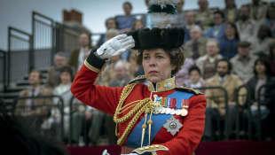 Olivia Colman es la Reina Isabel II en la cuarta temporada de 'The Crown'