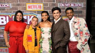 'On My Block' Cast
