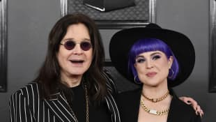 "Ozzy Osbourne Says Not Being Able To Hug Daughter Kelly After Visit ""Breaks My Heart"""