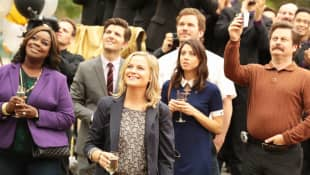 'Parks And Recreation' Cast Reunites For Televised COVID-19 Benefit Special