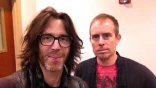 Paul Bryan y Ted Leo