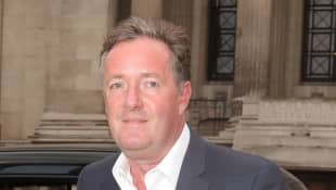 Piers Morgan has banned Harry and Meghan from 'Good Morning Britain'.