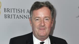 Piers Morgan Is Taken Off TV After Being Tested For COVID-19.