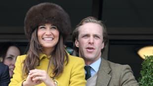 Pippa Middleton y Tom Kingston