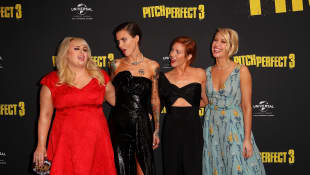'Pitch Perfect' Cast