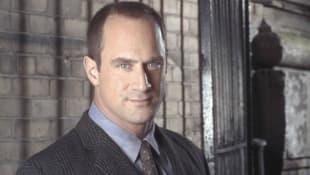 Christopher Meloni en una imagen promocional de la serie 'La ley y el orden: UVE'