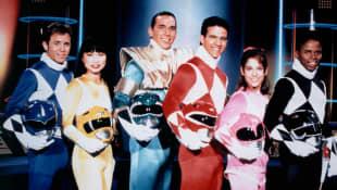 'Mighty Morphin Power Rangers' Still
