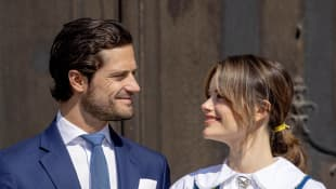 Prince Carl Philip and Princess Sofia of Sweden Have Contracted COVID-19