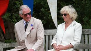 Prince Charles and Duchess Camilla have now been an official couple for twenty years