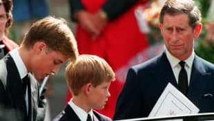 Prince Charles: These were his first words after hearing the news of Diana's death.