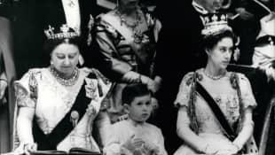 Coronación de la reina Isabel