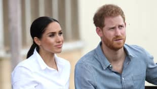 "Prince Harry finding it emotional to carry out his final royal engagements before ""Megxit""."