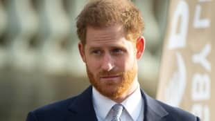 "Prince Harry is ""missing"" his British pals after moving to Canada."