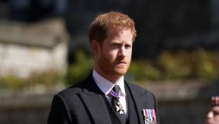 Prince Harry Reportedly Wanted To Extend Recent U.K. Family Visit