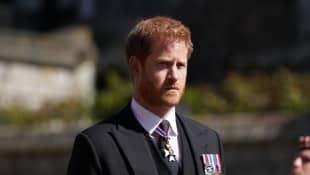 Prince Harry Returns Home