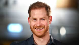 Prince Harry Talks Military Mental Health Initiative