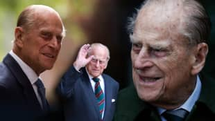 Prince Philip Collage.