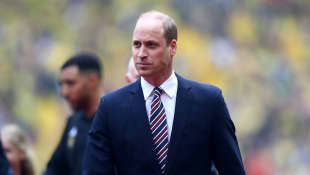 Prince William worried prince harry
