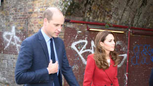 Prince William Gave Duchess Kate Advice For Her Podcast Interview