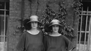 Las Princesas Teodora y Margarita de Grecia