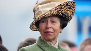 "Princess Anne said that carers ""should be celebrated and never forgotten"""
