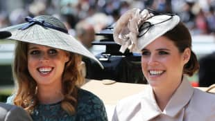 Princess Beatrice and Princess Eugenie Quiz