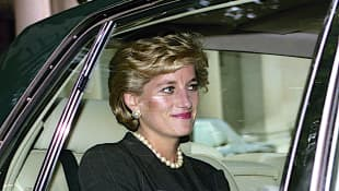 Princess Diana in 1994