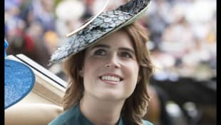 Princess Eugenie shared a never-before-seen picture on Father's Day via Instagram
