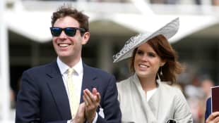 Princess Eugenie Shares Sweet New Photos Of Husband Jack And Son